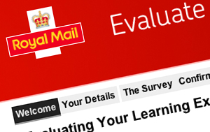 Royal Mail Evaluation
